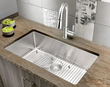 Single Bowl SS Sink